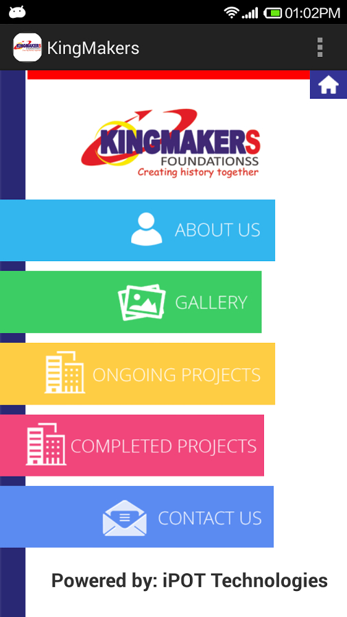 Kingmakers Foundations Andriod Apps