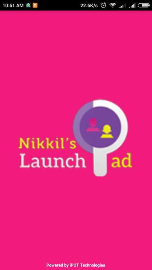 Nikkil Lauchpad Andriod Apps