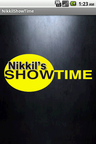 Nikkil Showtime Andriod Apps